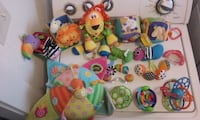 Infant's assorted toys bundle Watsonville, 95076