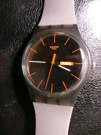 Brand new swatch with date. Toronto, M5A 3G5