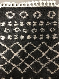 8 foot shag runner rug