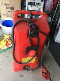 red and black pressure washer Livingston, 95334