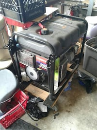 Used Troy Bilt 5500 Watt Generator Electric Start For Sale In Kissimmee