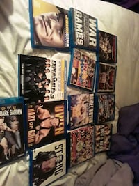 Blue ray wrestler and one movie