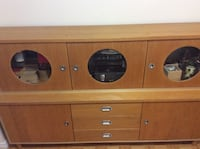 Multi purpose furniture,solid wood great condition.