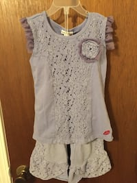 Girls boutique outfit size 6 Ringgold, 30736