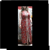 Red Maxi Dress Scappoose, 97056