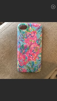 Lily Pulitzer iPhone 7 Case Noblesville, 46060