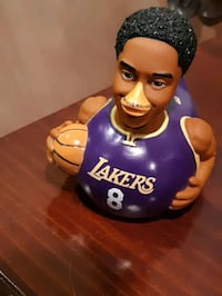 Kobe Bryant, first edition, celebriduck rubber duckie