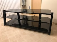 Tempered glass shelf/ TV stand Sandy, 97055