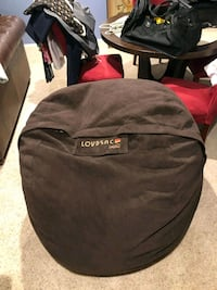 Lovesac with Cover Reston
