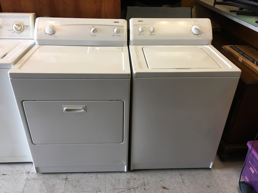 used kenmore electric washer and dryer for sale in marietta letgo rh gb letgo com