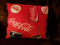 New, Coca Cola throw pillows Snellville, 30078