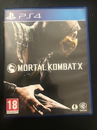 Mortal kombat ps4 oyun