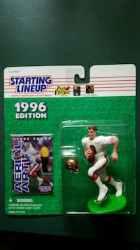1996 Steve Young starting lineup  San Angelo, 76904