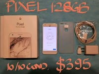 Amazing UNLOCKED PIXEL 128GB Mint NEW Condition Pointe-Claire, H9R 3A3