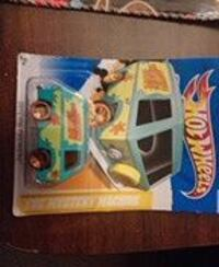 green and yellow Hot Wheels die-cast car pack Vancouver, V5X 0A1