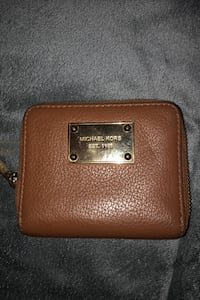 Michael Kora travel wallet