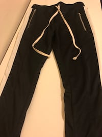 Fear Of God Fifth Collection Trackpants Black/White  Miami, 33196