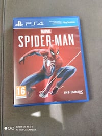Marvel's spider-man PS4 konsol oyunu