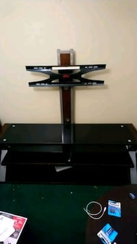 glass-top TV stand with mount Ajax, L1S 0B9