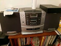 Sony Tape and radio / cd senor not working $25 Mississauga, L5R 3G3