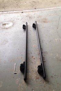 Crossbar roof rack 52 inches