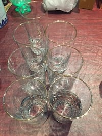 Olympic Glassware - 1988 Petro Canada Calgary Olympics in various quantities. Please see pictures Mint condition and never used, pickup only Richmond Hill