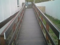 Wheelchair ramp..all wood..easy to disassembled Prescott Valley, 86314