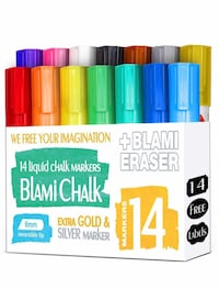 Chalk Markers and Chalkboard Labels Pack