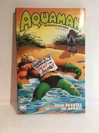 Aquaman the search for Mera Mississauga, L5C