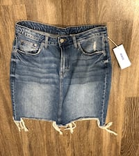 H&M denim skirt  Arlington, 22201
