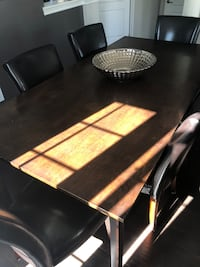Maple plywood table Vaughan, L4L
