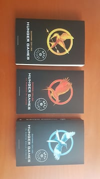 Trilogia Hunger Games
