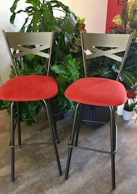 Swivel stools.  See more info!