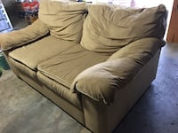Soft, clean couch