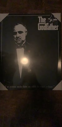 Godfather wall poster  Toronto, M9A 4M7