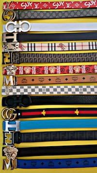 Belts $40 For 1, $60 For 2 Mountain View, 94040