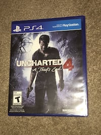 Uncharted 4: A Thief's End for PS4 Toronto, M4H 1C3