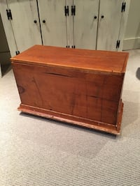 Solid wood box, toy box, storage box Brampton, L6S 1T4