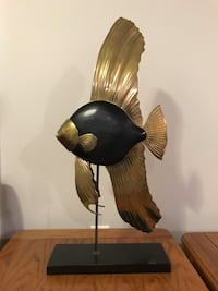 Brass Home Decoration Fish