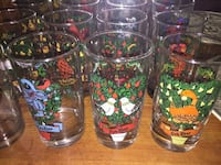 12 days of christmas glasses Baltimore, 21239