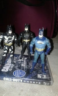 Batman figures Winnipeg, R3E 1W3