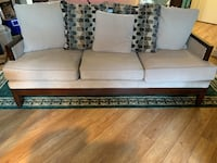 MOTIVATED TO SELL! Beige and Brown Couch & Love Seat Vienna, 22180