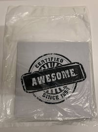 Certified Awesome Since 1954 Mousepad