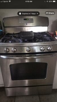 Stove oven gas Livonia, 48152
