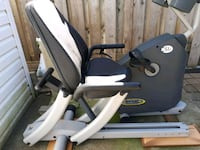 Recumbent Exercise Bike Gym Machine as is.. Mississauga, L5N 8K1