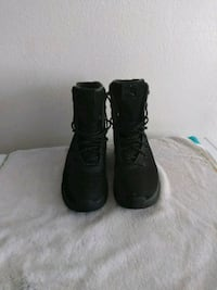 pair of black Air Jordan basketball shoes Las Vegas, 89102