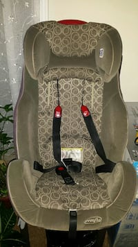 Excellent used car seat