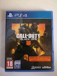Playstation 4 call of duty black ops