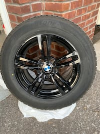 BMW X3 winter Tires and Rims Toronto, M4N 1C6
