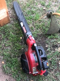 Red and black leaf blower Hampstead, 03841